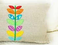 pillows / by Betsy Williamson