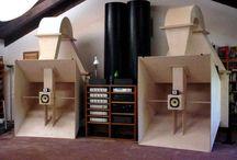 Speakers hand made / Hand made speakers and vintage speakers