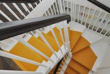 Off The Loom Stair Runner | Denton 6