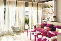 I Dream of Home / Inspirations for home design