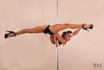 Poledance, yoga...
