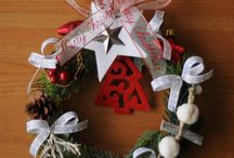 Wreaths / http://www.RinaHome.etsy.com