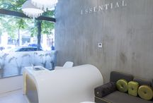 commercial, Essential Beauty Salon / MHdesign, beauty salon Budapest