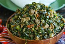 Recipes African dishes