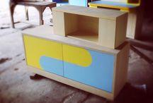 Kids furniture / Colorful