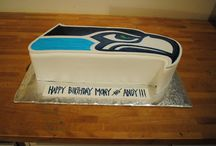 Sports Cakes. / For the sports fanatic in your life