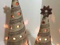 cerámica Navidad