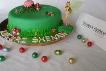 Cakes For Kids / Cake Ideas for Kids by [ Sweet N Fashion ]
