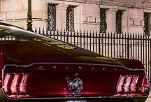 Mustang Fastback 1967-1968
