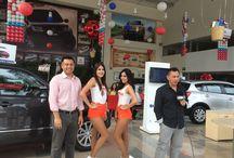 Hooters México en Motor Racing