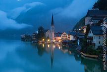 Ludwigs I Landscapes / Beautiful scenery of Austria