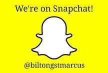 Get Social! / We're Socially active! Here you'll find all of St. Marcus' Social Media activity. Competitions, offers and the works! #BiltongPeople
