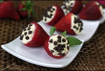 Strawberry & Orange Recipes / by Suzie White