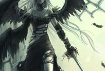 tatto angel