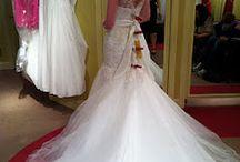 Wedding Gowns / by Jennifer Vafiades