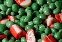Mes bonbons préférés de l'époque