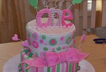 Gabriela birthday cakes