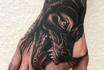 Alternative tattoo