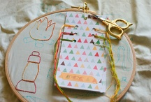 Stitching / by KarrieLyne