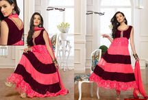 Trending Anarkali Suits / get these @ Rs. 1549/- Only. Hurry Now