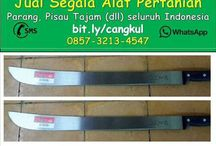 0857-3213-4547 Jual Parang Cap Buaya Import dari China