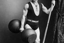 Foto gym artist