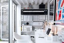 Escritório e Áreas de trabalho