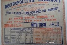 London Transport  / Transport Museum and other images / by Katie Cartwright
