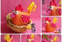 Crochet for Easter