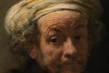 Kunst = Rembrandt Van Rijn