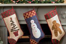 Skarpety na Boże Narodzenie