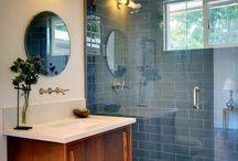 mid century modern bathrooms ideas