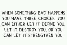 words of wisdom / by Lauren Scannelli