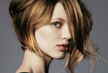 Hair do / by Front & Bridge