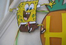 Spongebob Squarepants Party / by Judy Zamora