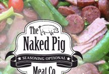US! / From the site of The Naked Pig Meat Co.