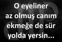 türkçe özlü sözler