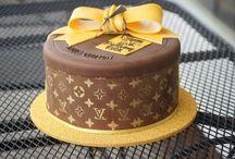 LV cake