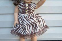 AG Doll Designs / by Pauline Kelly