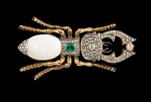 Brooches--Beetles / by Micheale Davis