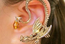 Cuff Earrings / www.nyjdi.com