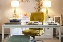 Stylist's office - inspiration / by Leanne McKeachie Design