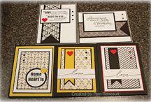 Craft - Cards: 6x6 paper pad