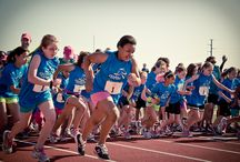 Kids Races / Any type of races (i.e., running, triathlons, bikes, hiking, extreme, etc.) that are specifically for kids.