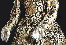 Fashion past centuries
