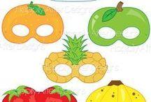 măsti fructe