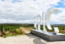 Coed Llandegla - It's truly EPIC / Our massive EPIC mirror letters are doing the rounds in Wales this summer to draw everyone's attention to some of Wales' most spectacular places.  Between 30th July - 7th August they're at Oneplanet Adventure Mountain Bike Centre at Coed Llandegla