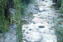 paysages/mer/cascades / différents paysages/mer/cascades de différentes régions