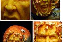 CARVED FRUIT & VEGGIES