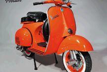 Vespa / Vespa, le scooter à l'italienne